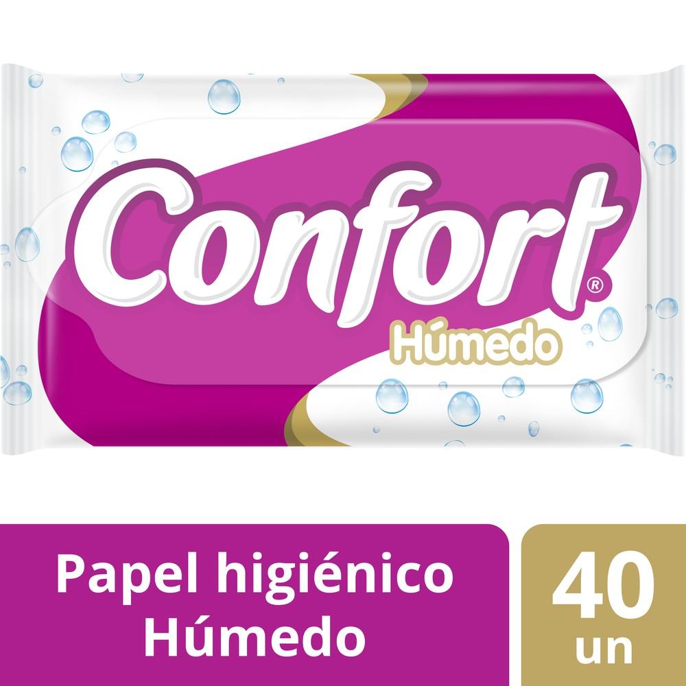 Papel higiénico húmedo