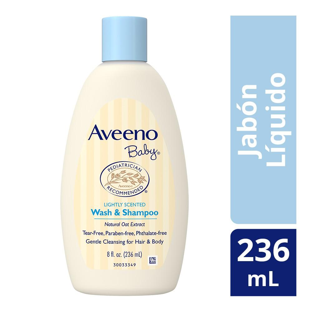 Jabón líquido daily moisture para cuerpo y cabello