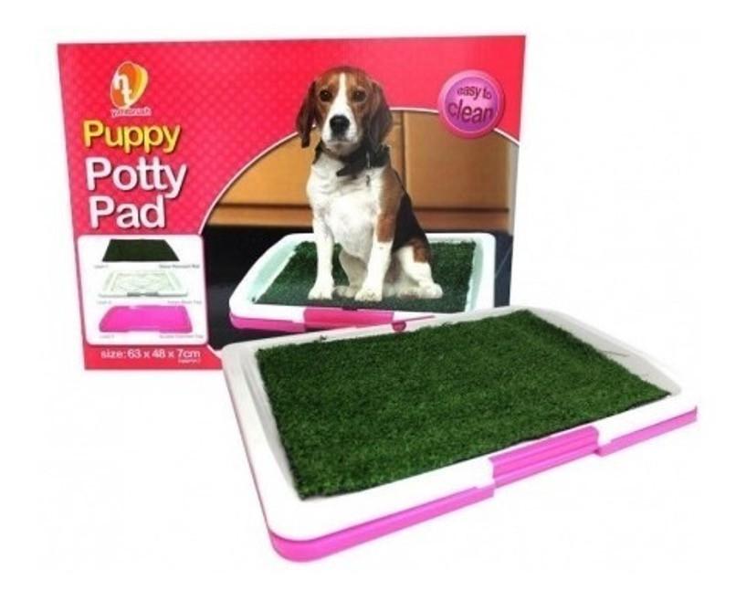 Baño ecologico para perros chicos Color a elegir / Tamaño: 47x34x6cm aprox.