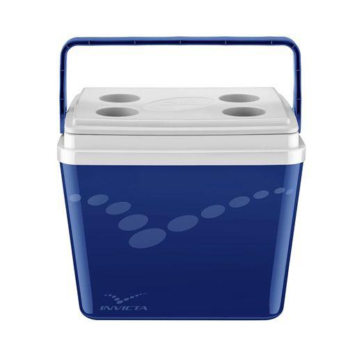 Caixa térmica pop azul