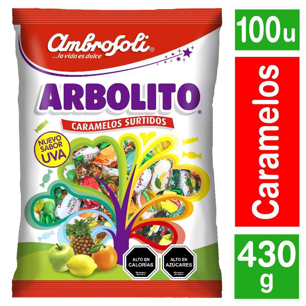 Caramelos Arbolito surtido