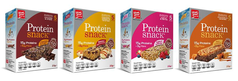 Pack 20 protein snack