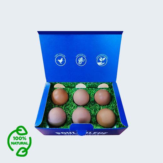 Huevos Bandeja 24 u