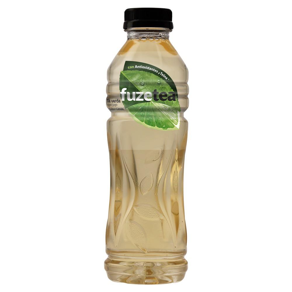 Té verde limón