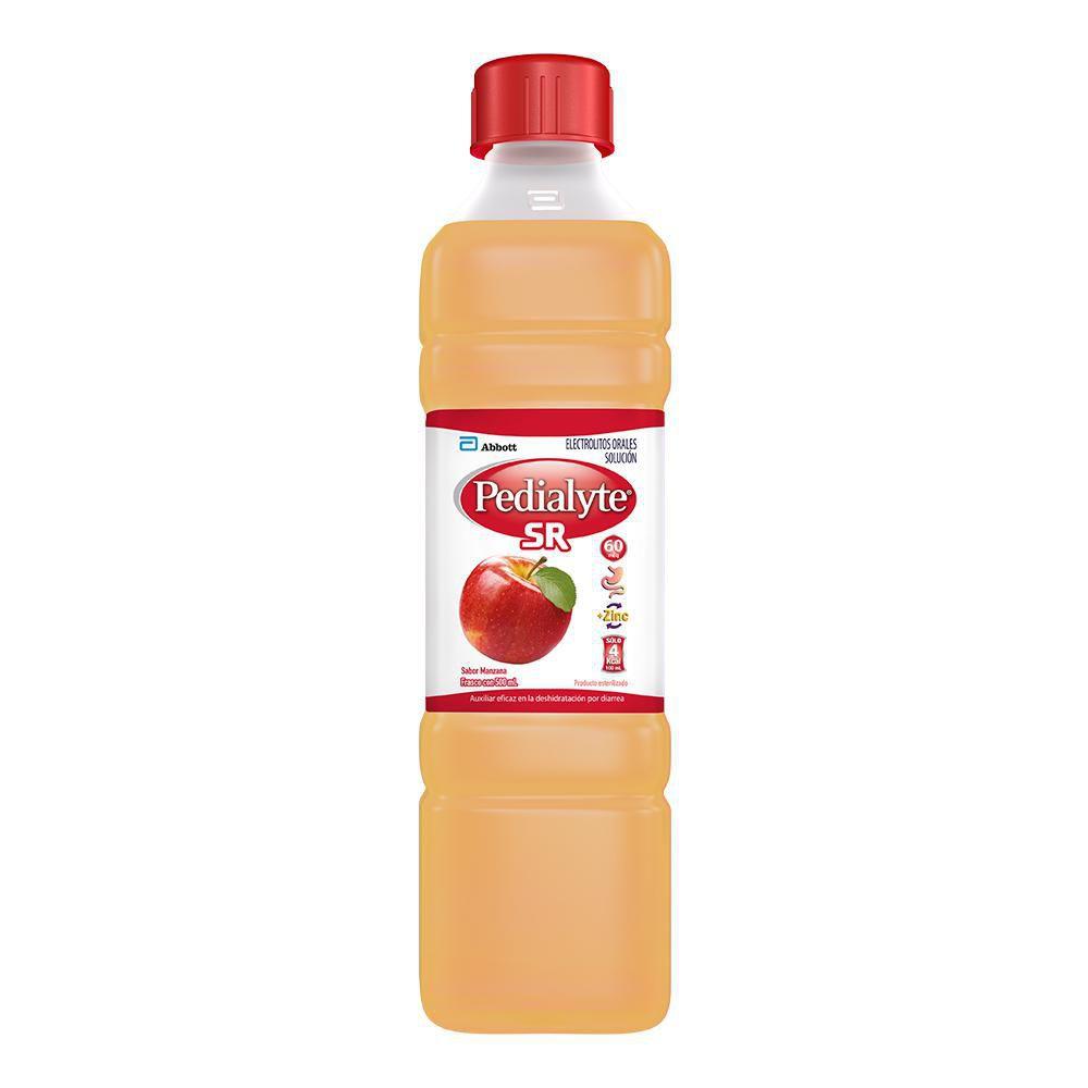 Electrolitos orales sabor manzana