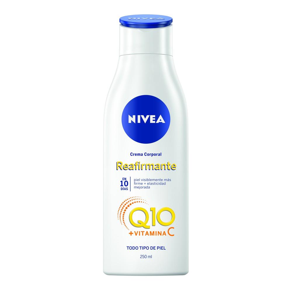 crema corporal reafirmante Q10+C