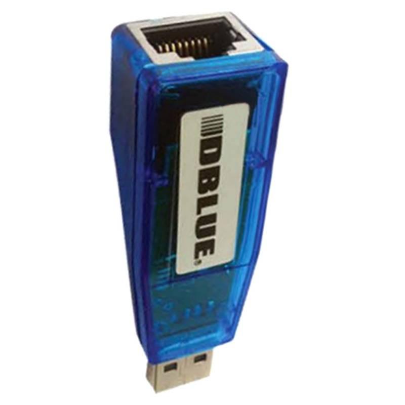 Adaptador usb - cable de red USB