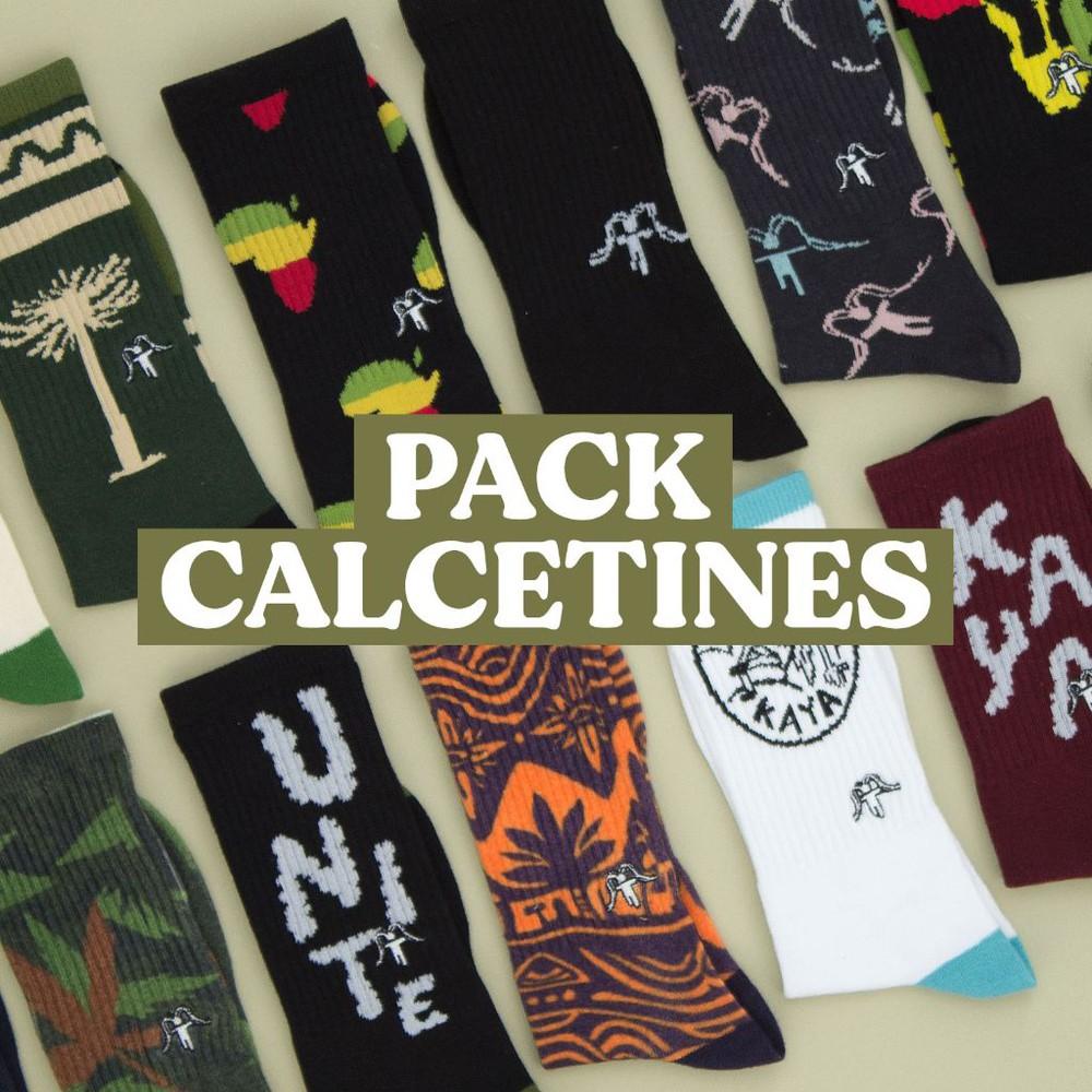 Pack calcetines - 6 pares variados Talla Única