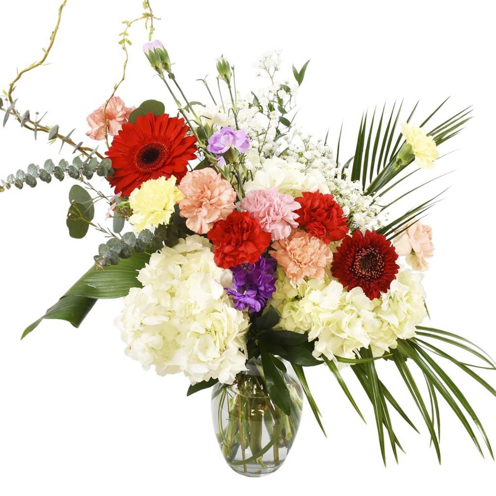 Fresh flower arrangement III 1 Arrangement