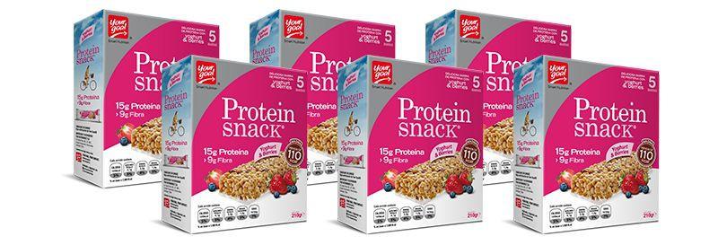 Pack 30 Yoghurt & Berries