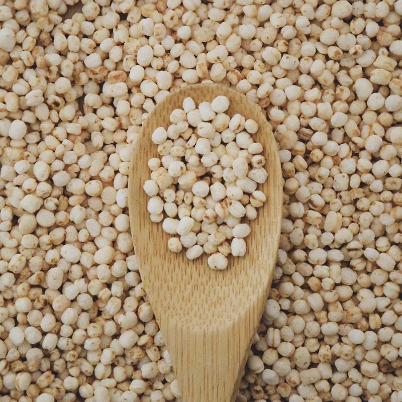 Quinoa pop Bolsa de 100gr