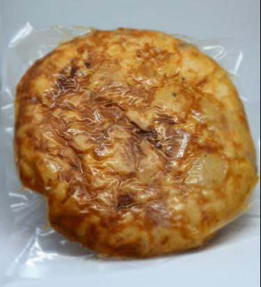 Tortilla de papas con loganiza Bolsa de 500 gr