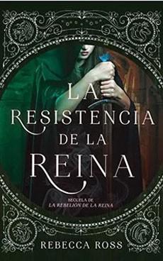 Resistencia de la reina, la 448 páginas