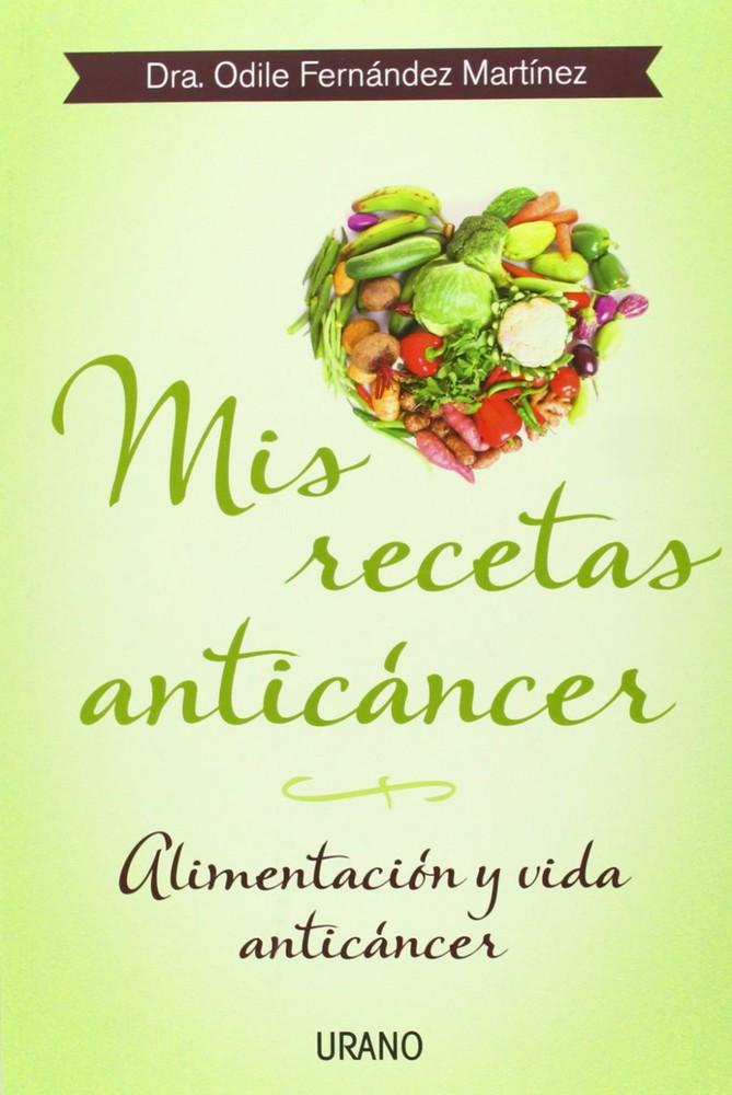 Mis recetas anticancer 544 páginas
