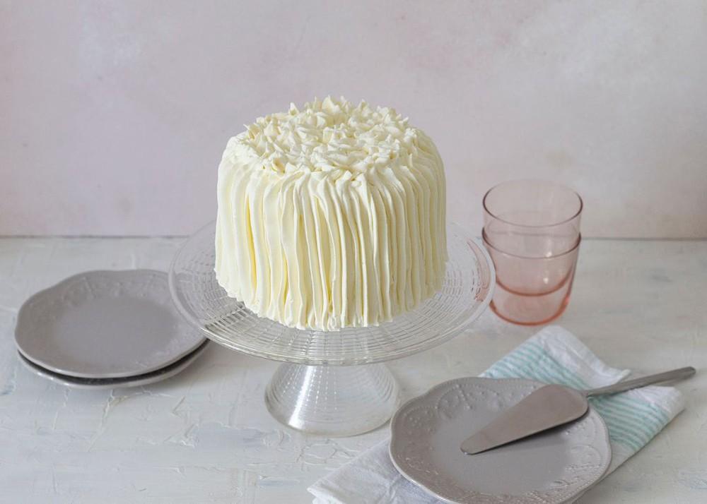 Torta de merengue y lúcuma (sin azúcar) Para 6 personas
