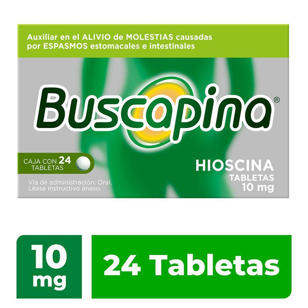 Antiespasmodico 10mg