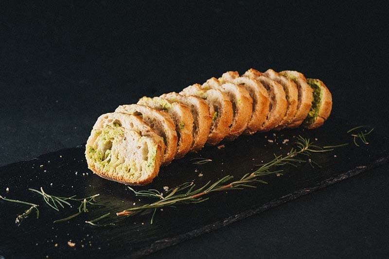 Baguette provenzal