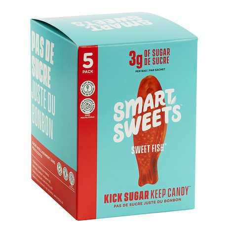 Sweet fish multi-pack candy