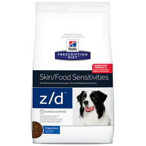 Prescription diet alimento para perro z/d ultra