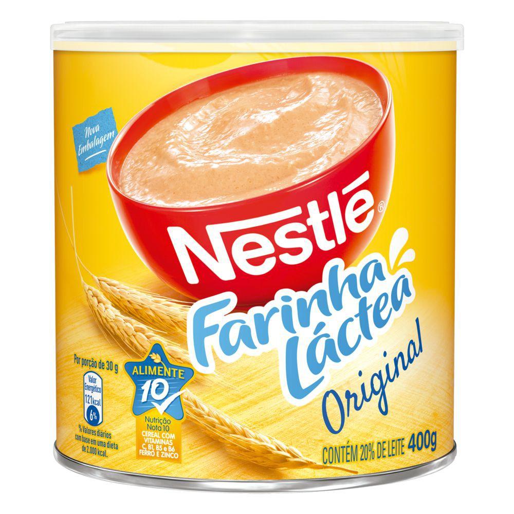 Farinha láctea original