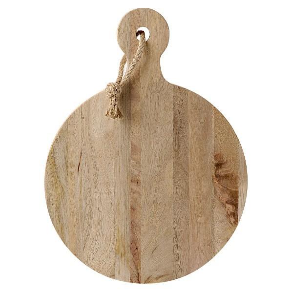 Tabla presentacion rda madera mango natural 37x28x2cm