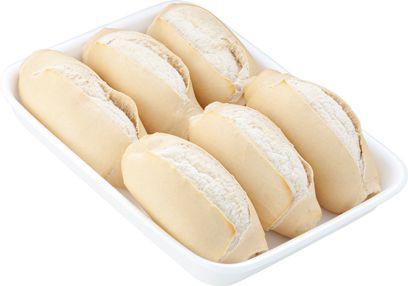 Pão francês semi assado