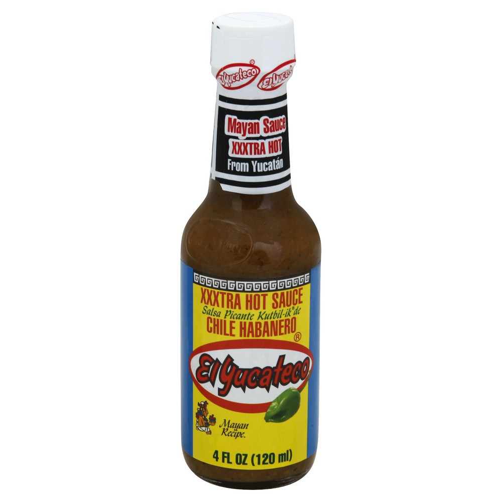 Chile Habanero Xxxtra Hot Sauce