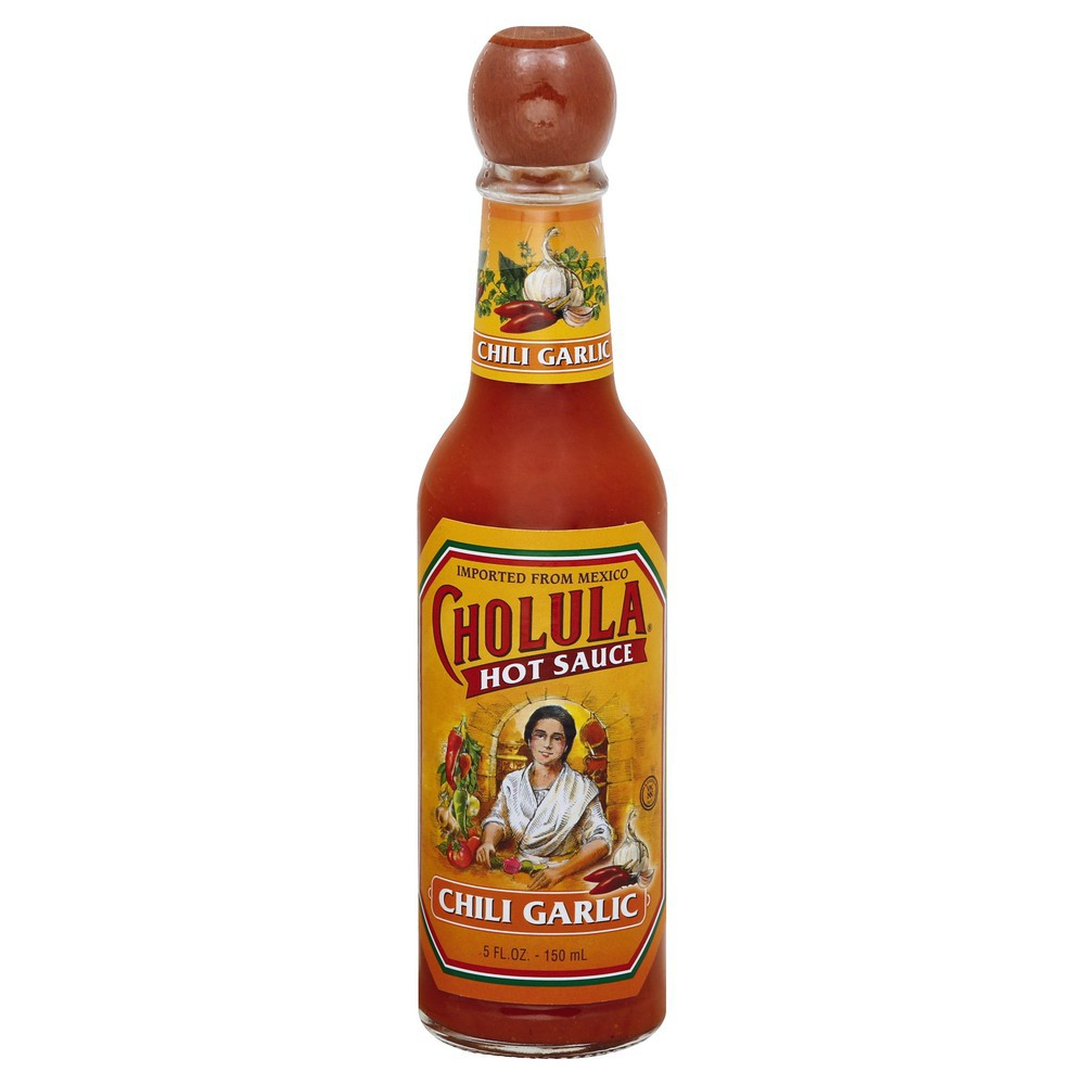 Chili Garlic Hot Sauce