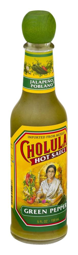 Hot Sauce Green Pepper