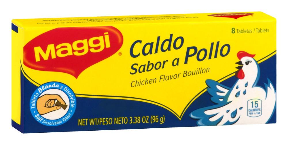 Chicken Flavor Bouillon Tablets