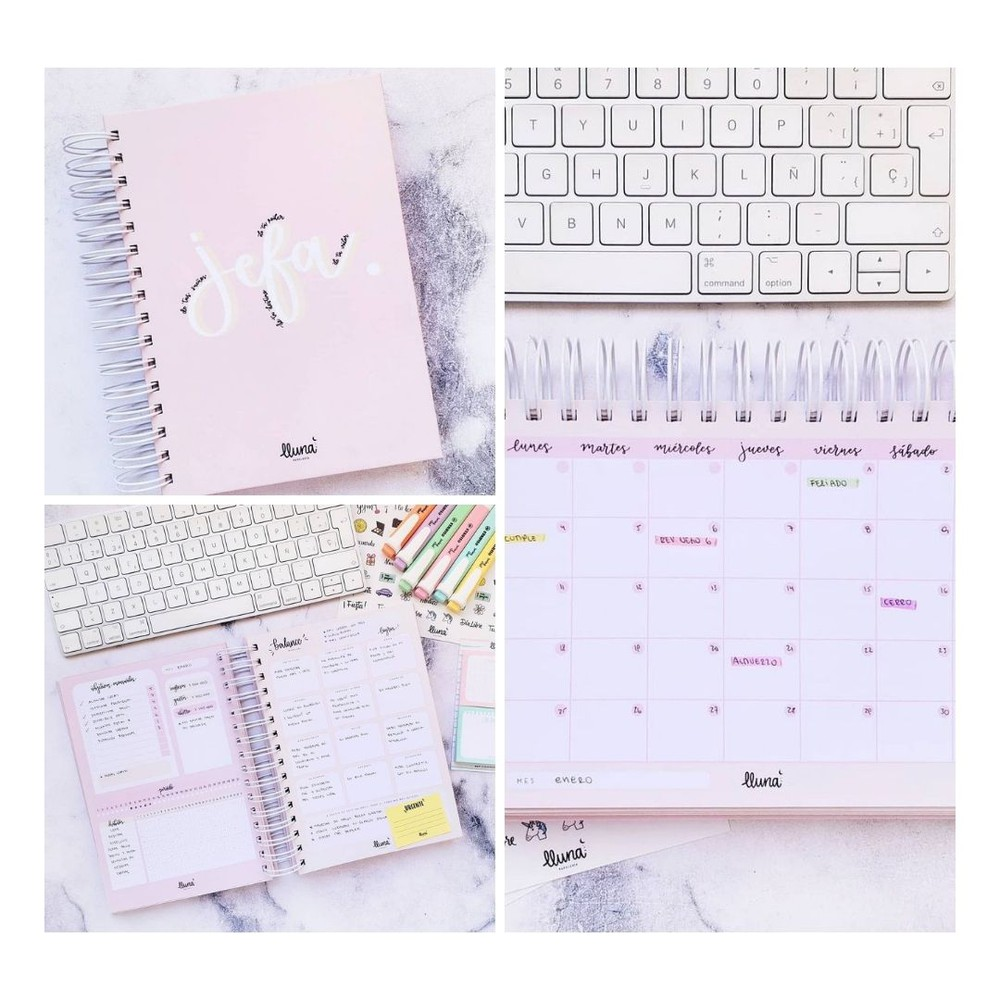 Planner jefas
