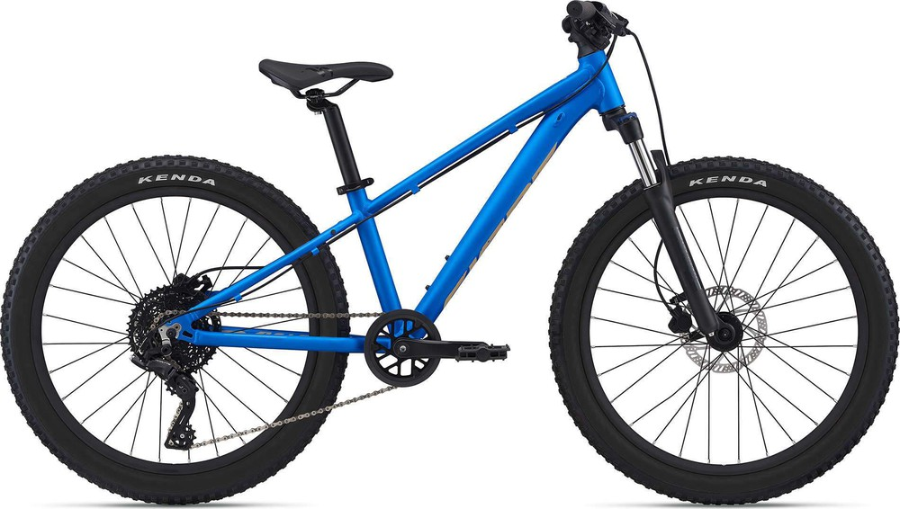 "Giant stp front suspension 24"" kid's disc bike 1 pc"