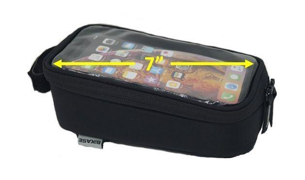 Bikase beetle x bike phone and storage bag 1 pc