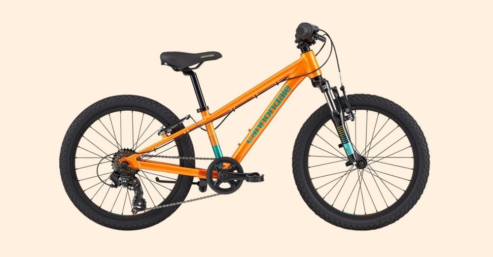 2021 cannondale trail 20 girl's mountain bike 1 pc
