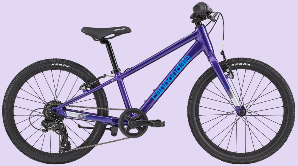 Cannondale quick 20 inch girl's bike 1 pc