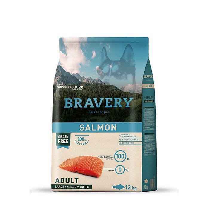 Salmon adult large/medium breed