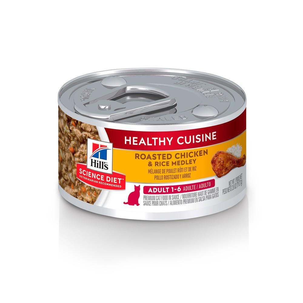 Alimento gato adulto receta original Healthy cuisine