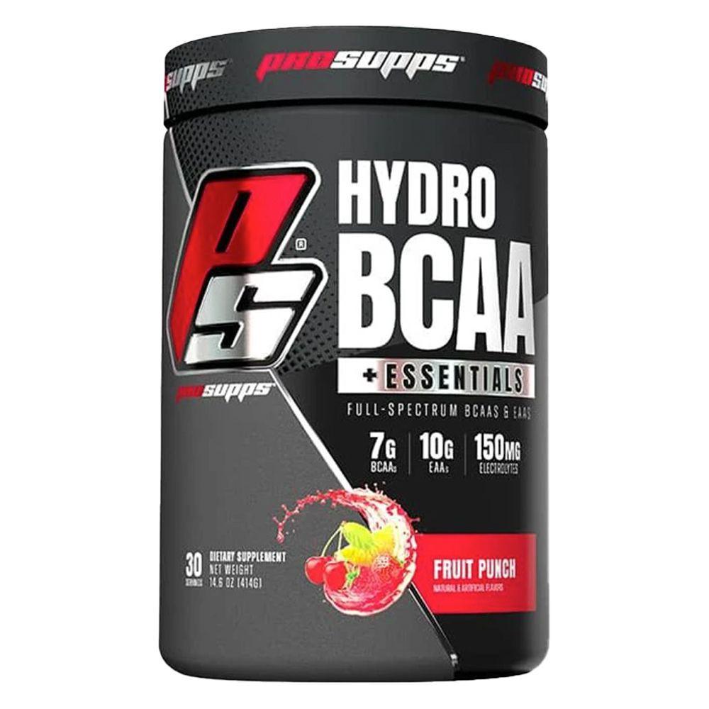HydroBCAA +Essential sabor Punche de frutas