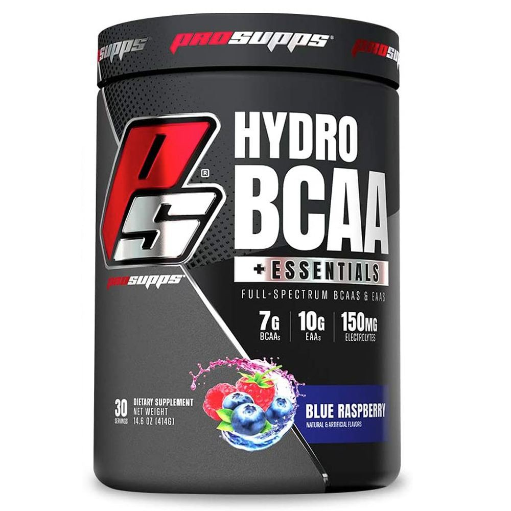 HydroBCAA +Essential sabor Frambuesa arandano