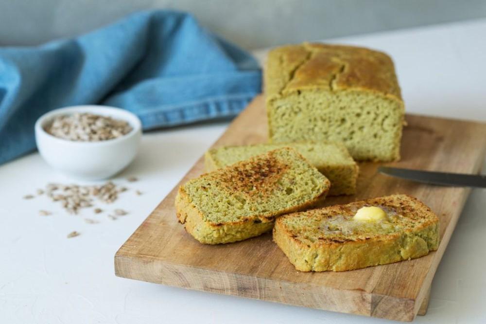 Keto pan de almendra maravilla