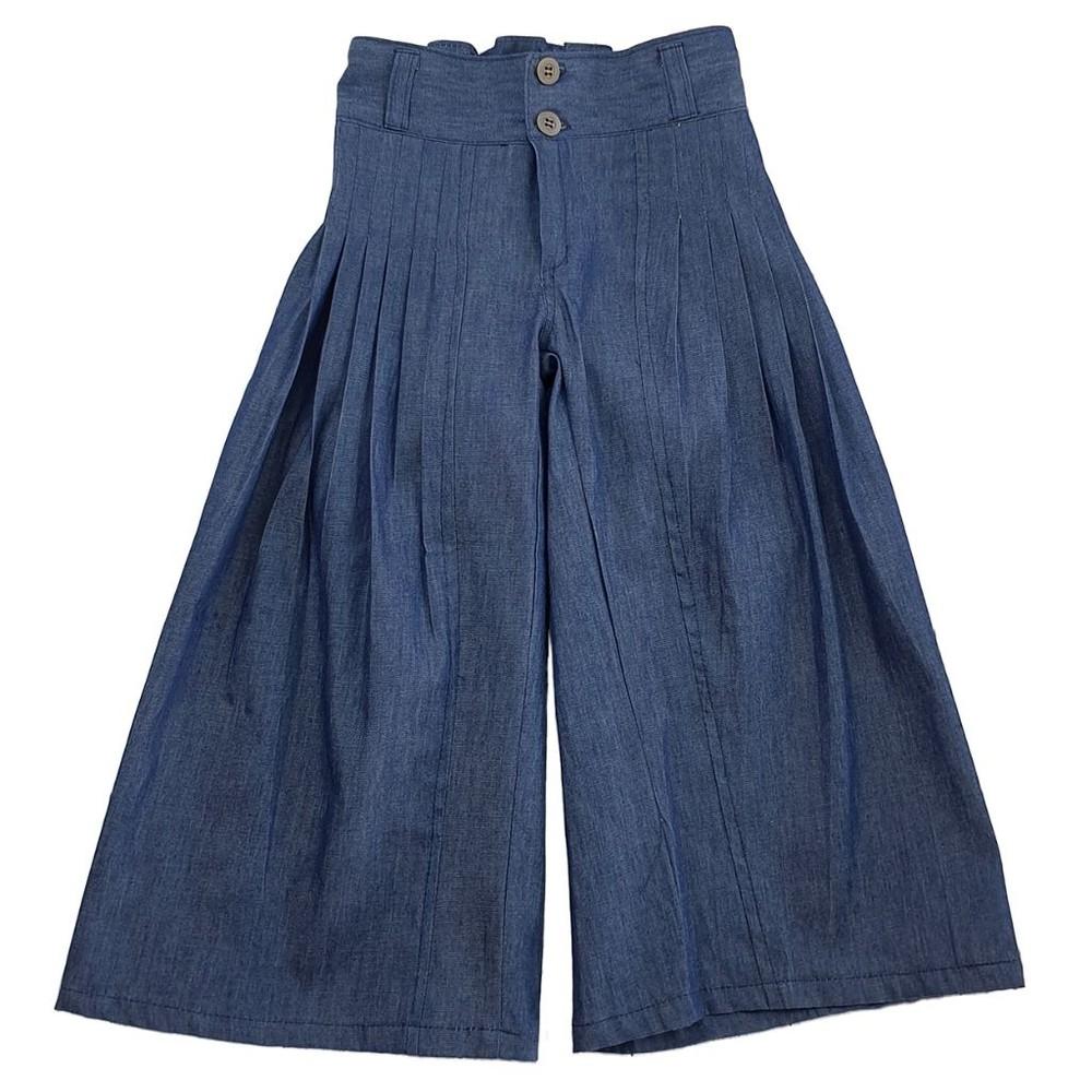 Pantalones anchos bluejeans Talla 8