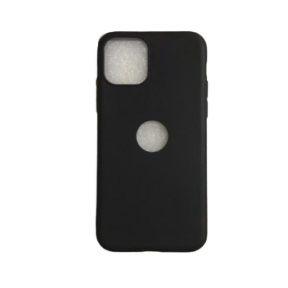 Carcasa negra Iphone 11Pro - Silicona delgada