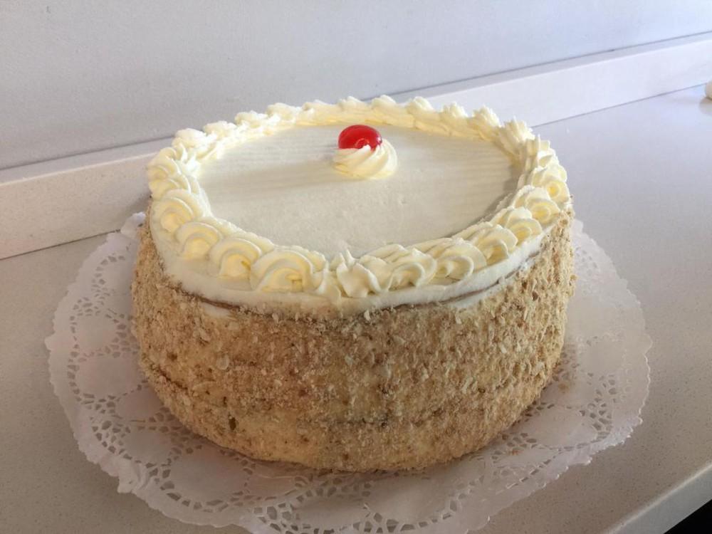 Torta pompadour Diametro 22cm