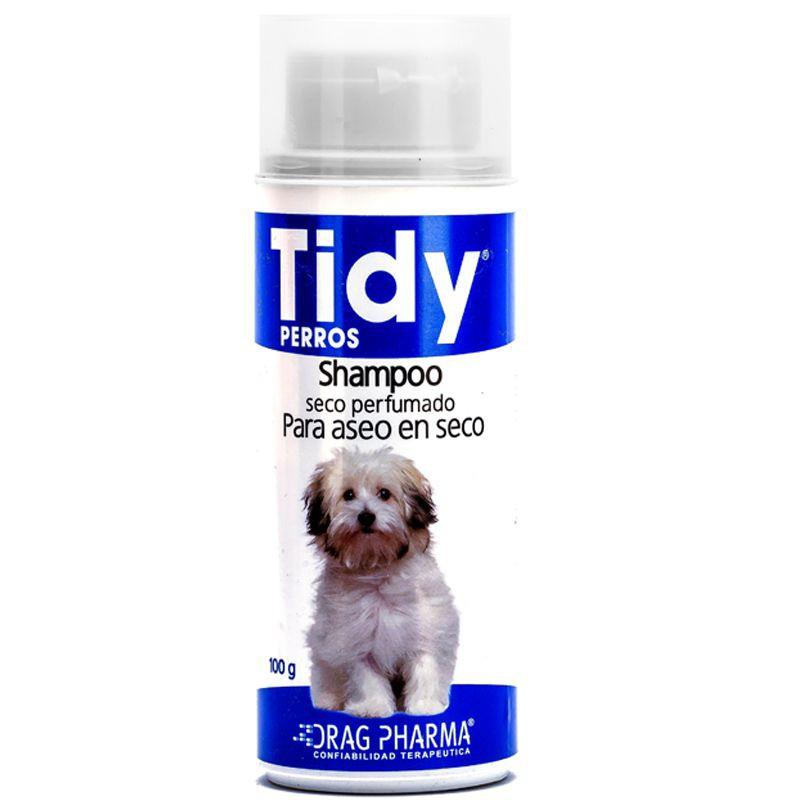 Tidy shampoo para perros
