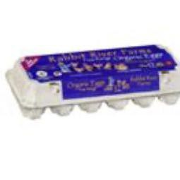 Organic eggs 12 pack