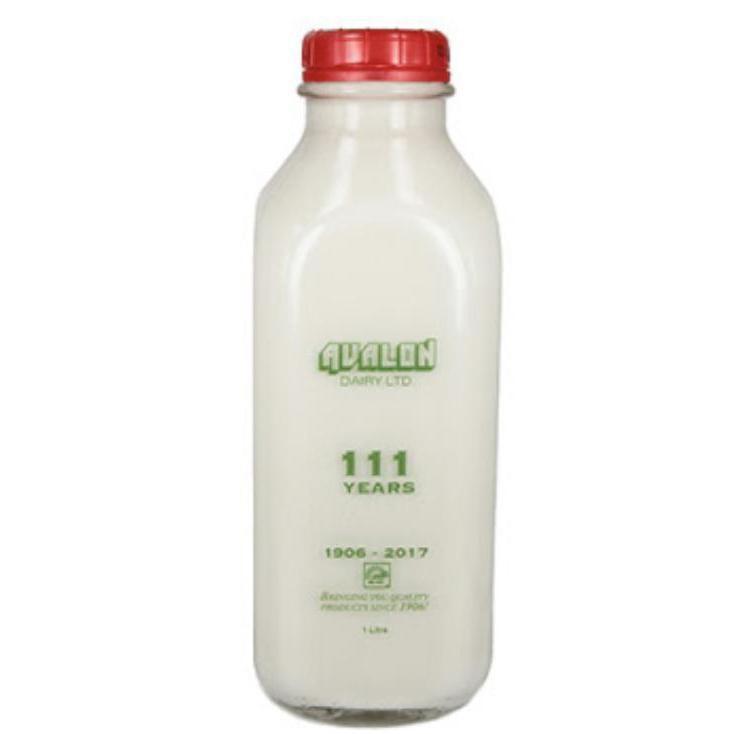 3.25 % avalon homogenized organic milk