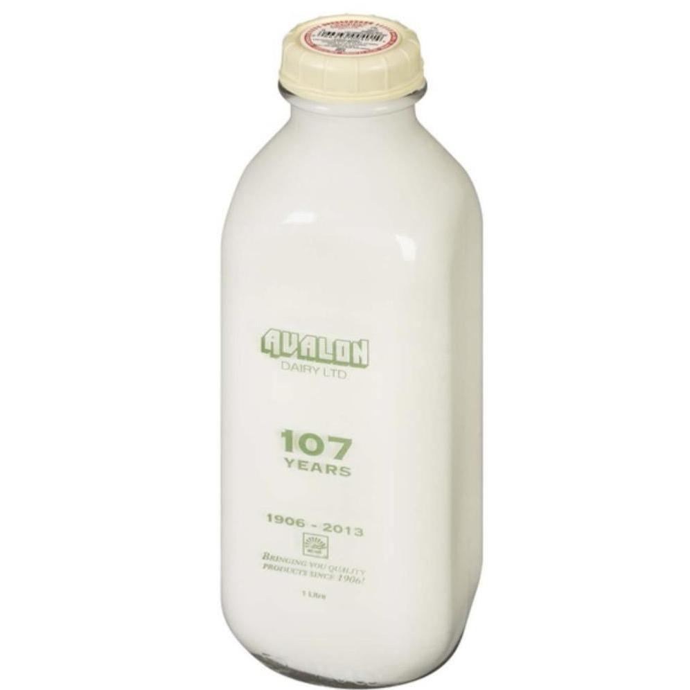 1 % avalon organic milk