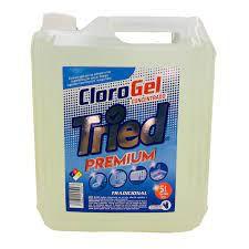 Cloro gel 5 LTS