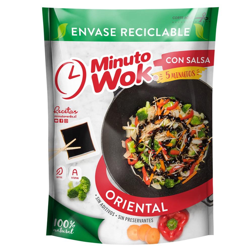 Salteado wok oriental 400 g