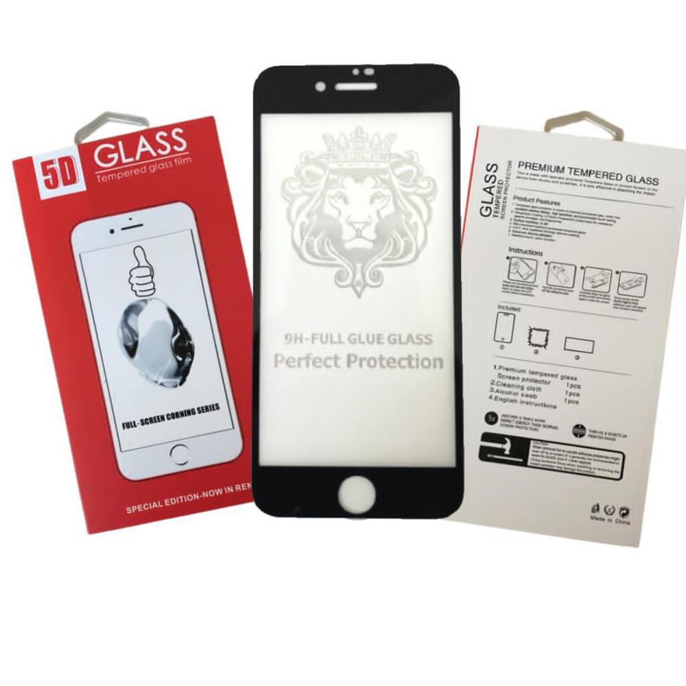 Lámina pantalla full cover vidrio templado Iphone 11Pro max
